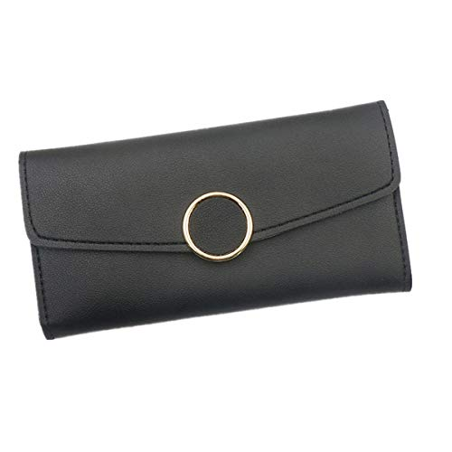 Wallet for Women Leather Clutch Purse Long Ladies (The Best Citibank Credit Card)