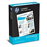 HP Printer Paper, LaserJet Copy Paper, 24lb, 8.5 x 11, Letter, 98 Bright - 1  Pack / 500 Sheets (112400R)