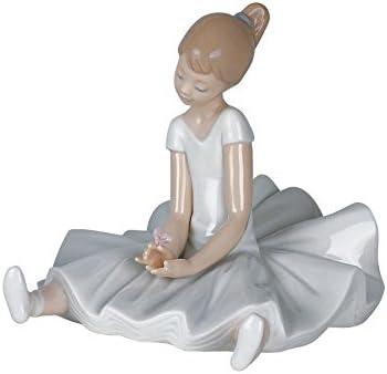 NAO Dreamy Ballet. Porcelain Ballerina Figure.