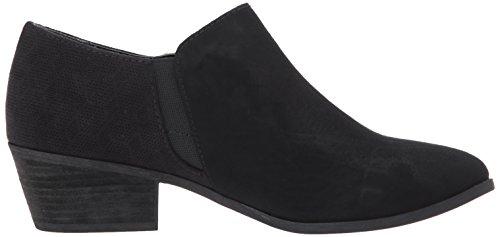 Dr. Scholl's Women's Brief Ankle Bootie Black Microfiber HFLgnl5Ad