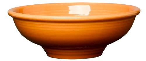 Fiesta 64-Ounce Pedestal Bowl, (Glass Pedestal Fruit Bowl)