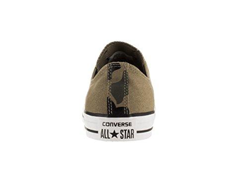 Converse Mens Chuck Taylor All Star Ox Sandy / Sandy / White Basketbalschoen 11 Heren Ons
