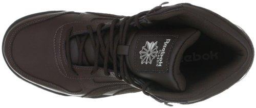 Reebok NIGHT SKY MID - Zapatillas deportivas de cuero hombre marrón - Braun (NA)
