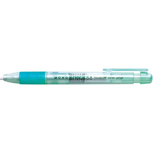 Tombow holder off Gomumono 3.8 transparent green EH-KE60 [10 sets]