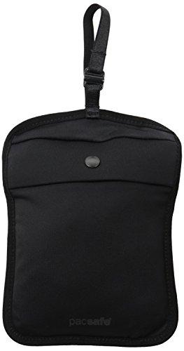 Pacsafe Coversafe S60 Anti-Theft Secret Belt Pouch, Black