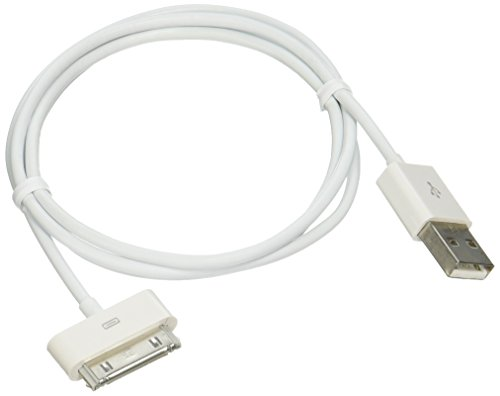 Generic iPhone Charging Cable White