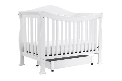 DaVinci DaVinci Parker 4-in-1 Convertible Crib with Toddler Rail - 1