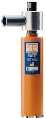 Diamond Products 04785 2 1 2 Inch Heavy Duty Orange Dry Vacuum Bits