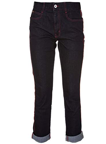 Stella McCartney Femme 372773SLH274001 Bleu Coton Jeans