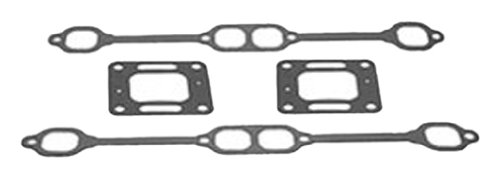 Mercruiser Exhaust Manifold Elbow (Sierra 18-4349 Exhaust Manifold Gasket Set)