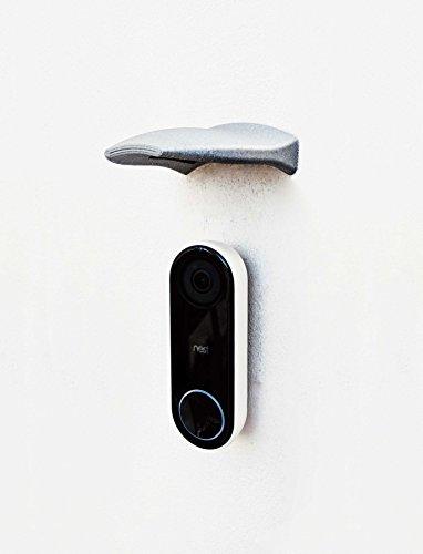 Beak (for Nest Hello). Wall roof Cover for doorbell