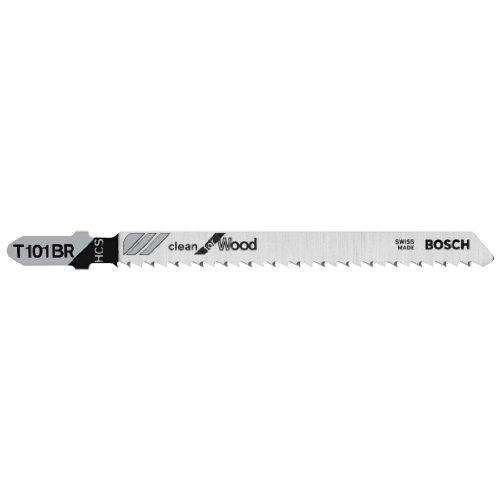 Bosch T101BR100 100-Piece 4 In. 10 TPI Reverse Pitch Clean f