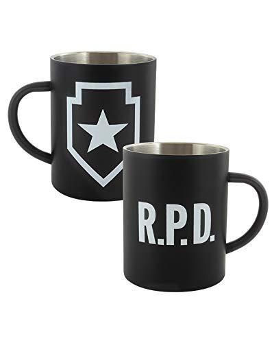 Official Resident Evil 2 R.P.D. Steel Mug
