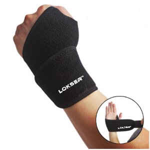 Wrist support Strap Brace By LOKSER |