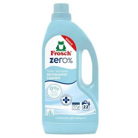 Detergente liquido pieles sensibles Frosch Zero 750 ml ...