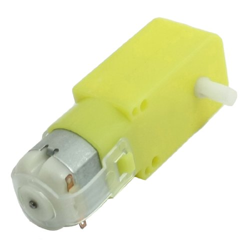 Smart Car Robot Plastic DC3V 50RPM Drive Gear Motor for Tire Wheel