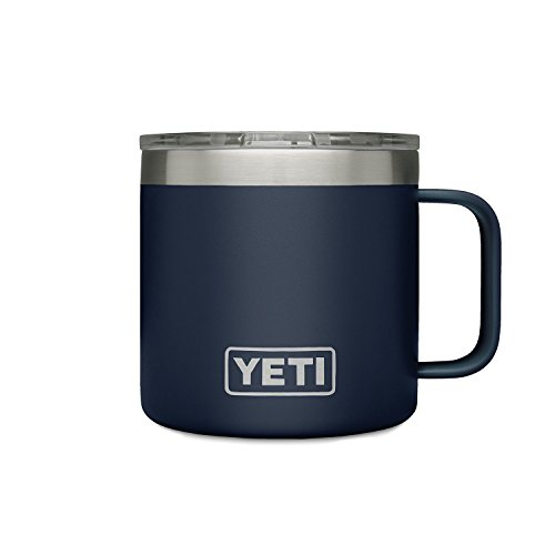YETI Rambler 14 oz Stainless Steel Vacuum Insulated Mug Lid