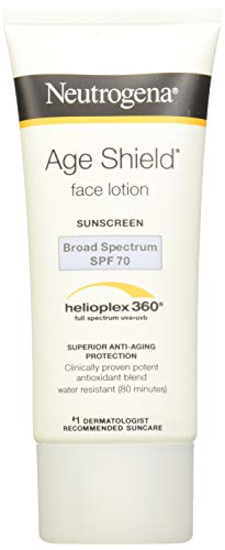 (Neutrogena Age Shield Face Lotion Sunscreen Broad Spectrum SPF 70 - 3 Oz)