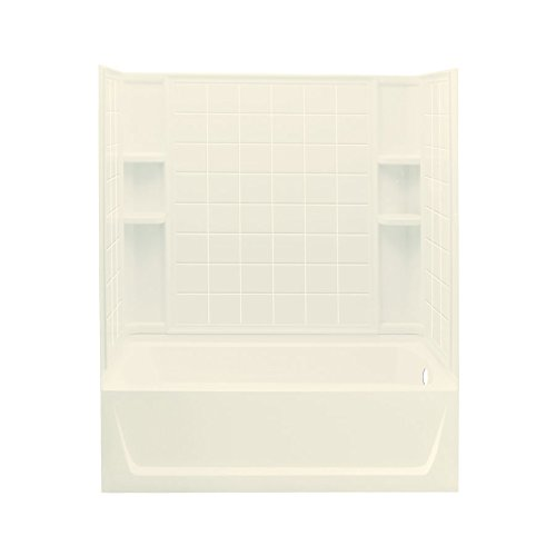 Sterling Plumbing 71120127-96 Ensemble Bath Tub and Shower Kit, 60 ...