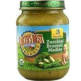 - Organic Zucchini Broccoli Medley (12-6 OZ) Organic Zucchini Broccoli Medley