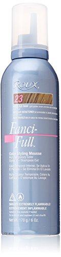 Revlon Roux Fanci-Full Mousse, 23 Frivolous Fawn, 6 Fluid...