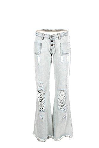 Estate 2017 Vicolo Denim Jeans To0175 Donna M Primavera YCxqFfSw