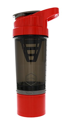 Cyclone Cup - Shaker Bottle For Powder, Protein Shaker With Secure-Lock And Tight-Sealed Lid For