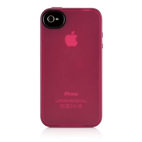 Belkin Essential Case for iPhone 4 and 4S (Pink / Purple) (Iphone 4 Belkin Essential)
