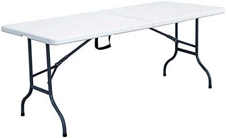 71 Blanche 71 Pliante x Rekkem cmBlanc 162 Table x stdQhr