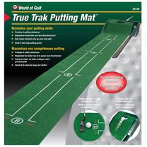 Club Champ JR139 Tru-Trak Putting Mat System