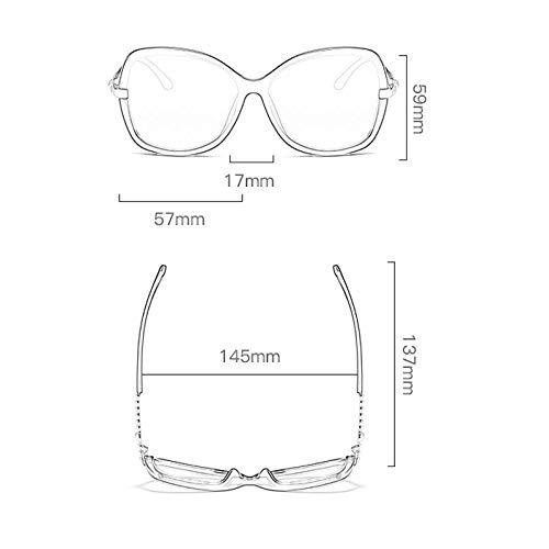 Paragraphe Le D Étoile marée de Face Des féminine lunettes Sunglasses même Round New soleil Femme Sport de Polarized aqx6qwHSR