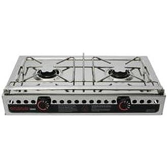 Dometic ORIGO 3000 - Cocina portátil de alcohol de 2 fuegos ...