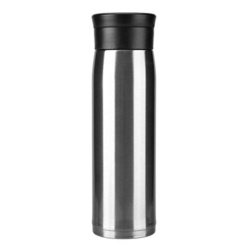 Calap Store - 550ml Stainless Steel Vacuum Flask Thermal Cup Dual Use Insulation Thermal Travel Mug Thermos Coffee Cup Drink Water Bottle from CALAP★STORE