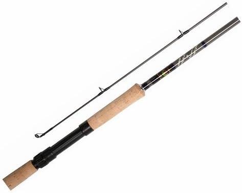 Daiwa bigote 1102 HS 3,35 M Spinning giro 20-60g caña de pescar ...