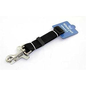 Schwarz Dosige 1 St/ück Haustier Sicherheitsgurt Haustier-Auto-Sicherheitsgurte Auto Sicherheitsgurt Anschnallgurt Haustier Hund Auto Tr/äger Sicherheitsgurt Nylon 70*2.5CM