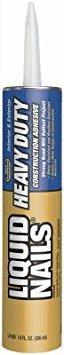 (Liquid Nails LN-903 24 Pack Heavy Duty Construction Adhesive,)
