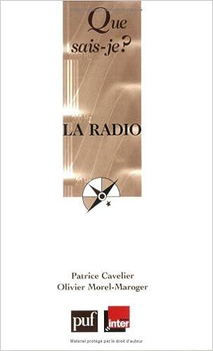 Lire en ligne La radio epub pdf