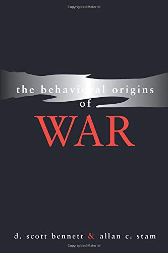 Where to find behavioral origins of war?