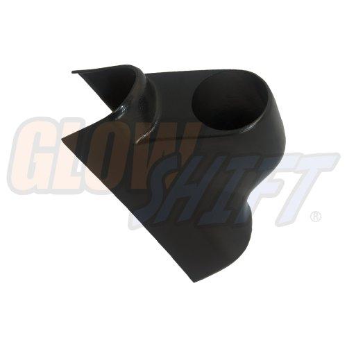Dodge Ram Single Gauge Pod (GlowShift 2003-2009 Dodge Ram Cummins Single Pillar Pod)