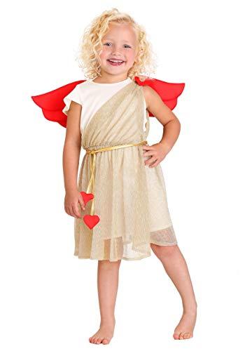 Toddler Cupid Costume 4T Beige]()