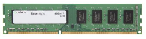 Mushkin 992017 Essentials 8GB (1x8GB) DDR3-1333Mhz PC3-10600 Memory RAM by Mushkin