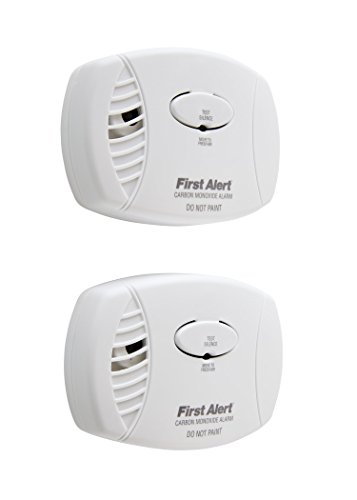 First Alert CO400 Battery-Operated Carbon Monoxide Alarm, 2-Pack -  co400cn2