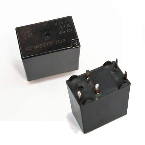 3PCS ACNH3212 Relay 5 Pins for Volkswagen Jetta Cornering Light