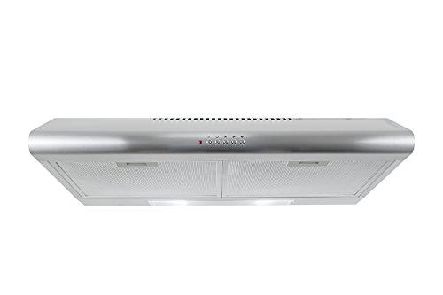 The 8 best range hoods under cabinet 30