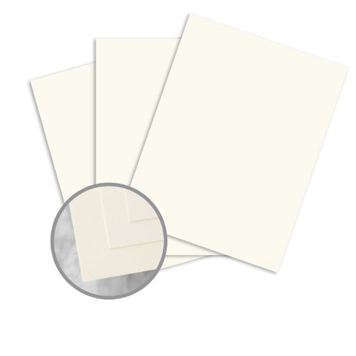 (ENVIRONMENT Natural White Paper - 8 1/2 x 11 in 24 lb Writing Smooth 30% Recycled Watermarked 500 per Ream)