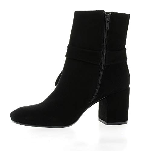 Cuir Noir Boots Velours Cuir Noir Pao Pao Velours Boots Boots Pao 8qx5Af