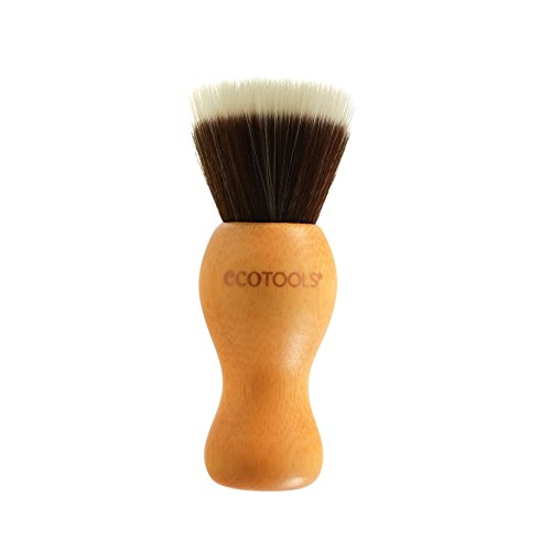 Bamboo Finishing Kabuki Powder Makeup Brush