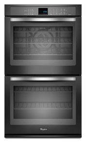 "Whirlpool - 30"" Built-in Double Electric Convection Wall Ove"