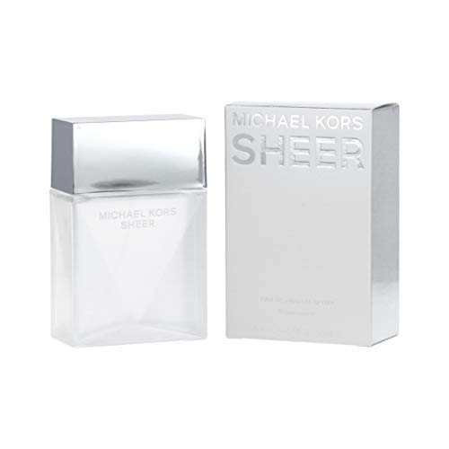 Michael Kors Sheer Eau de Parfum Spray for Women, 3.4 Ounce (Usa Michael Kors)