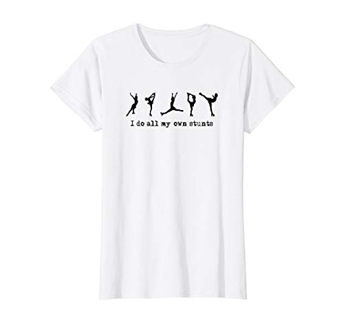 Figure Skating TShirt Cute Funny Women Girls Ice Skating Tee (Best Figure Skating Dresses)